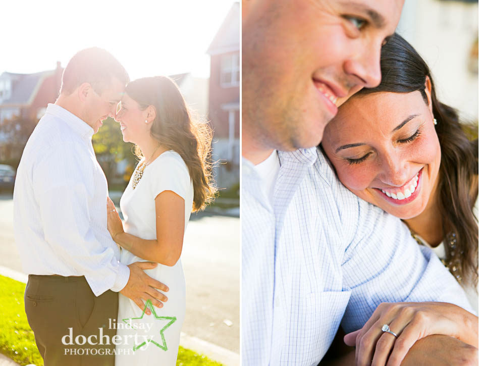 engagement pictures photo session in Conshohocken