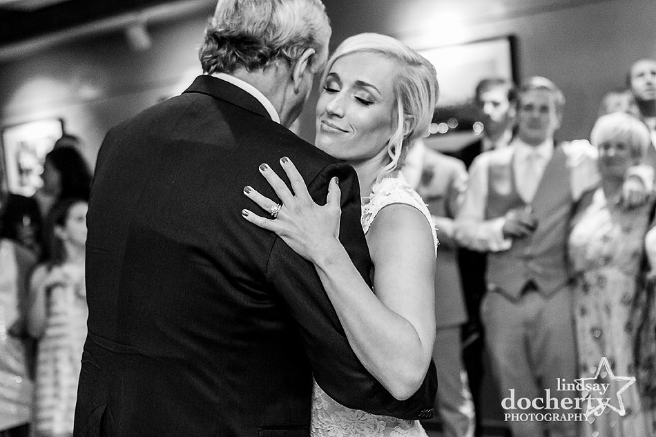 bride-dances-with-father-at-fall-wedding-at-Tyler-Arboretum