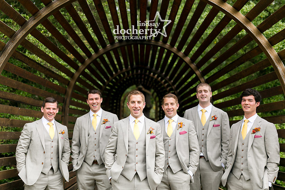 groomsmen-pictures-at-fall-wedding-at-Tyler-Arboretum