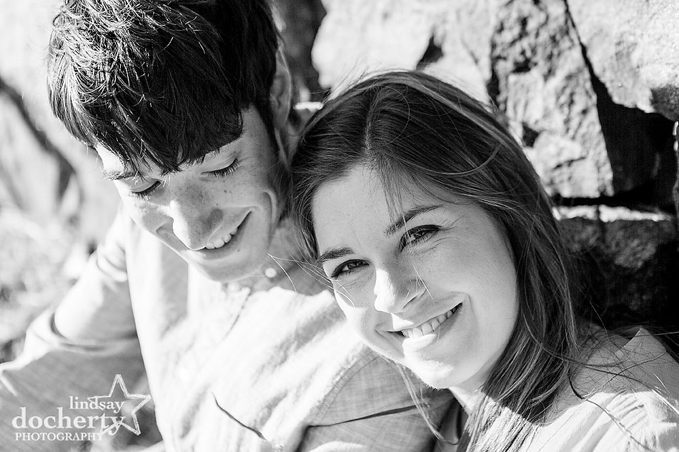 black-and-white-engagement-session-in-Delaware