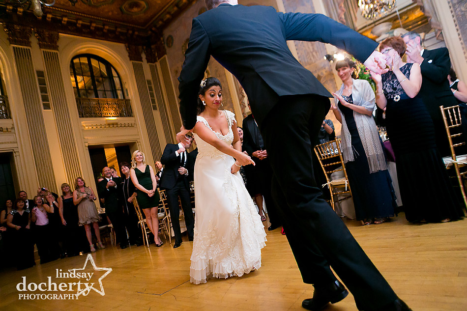bride-and-groom-choreographed-first-dance