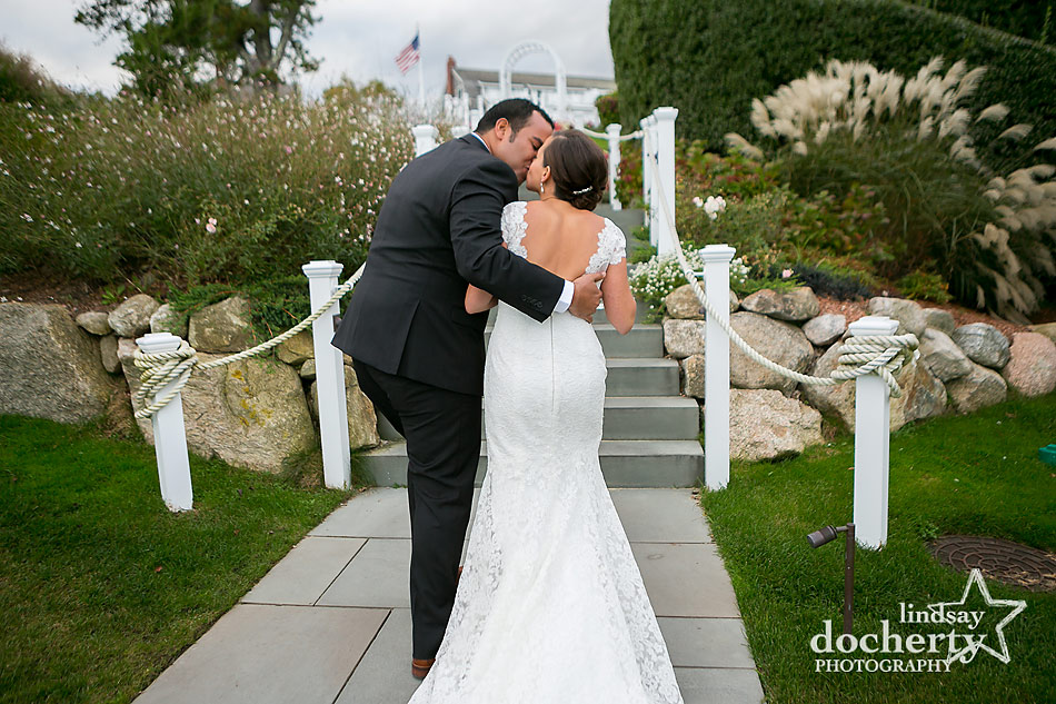 bride-and-groom-recessional-at-Chatham-Bars-Inn-wedding-on-Cape-Cod