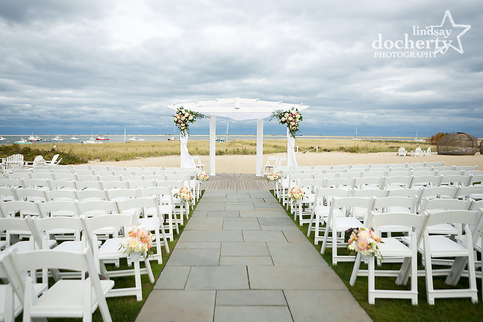 ceremony-setup-at-beach-at-Chatham-Bars-Inn-wedding-on-Cape-Cod