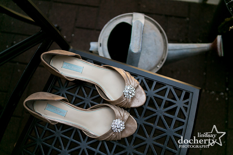 champagne-betsey-johnson-bridal-shoes-for-wedding-day