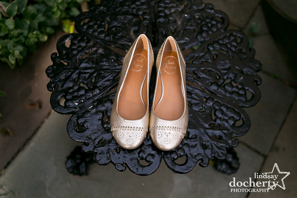 flat-gold-wedding-shoes-for-bride