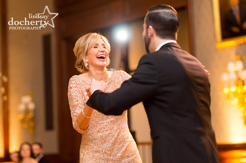 mother-son-dance-at-Union-League-wedding