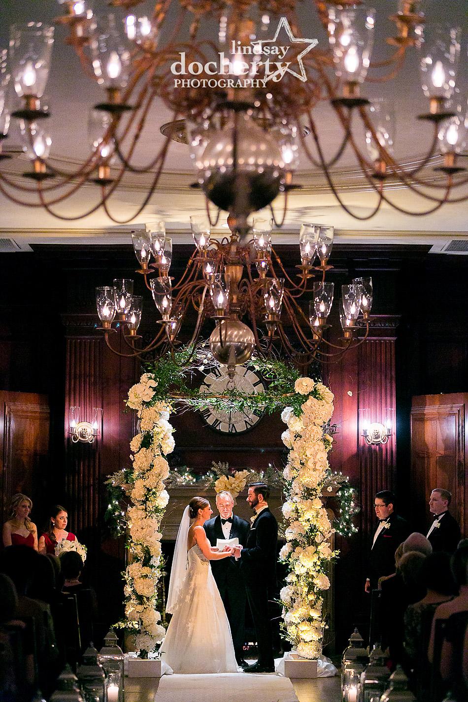 wedding-ceremony-at-the-Union-League-in-Philadelphia-under-chuppah