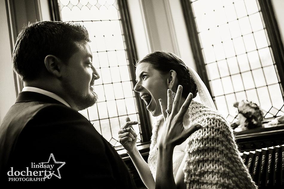 bride-and-groom-after-wedding-ceremony-at-Wayne-Presbyterian-Church