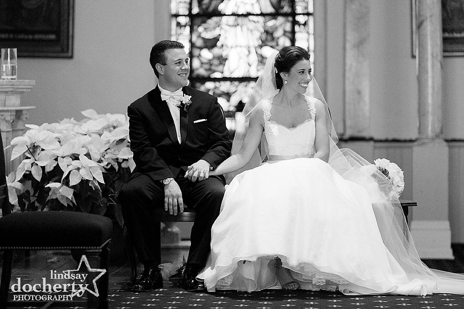 bride-and-groom-at-wedding-at-Philadelphia-Old-St-Marys