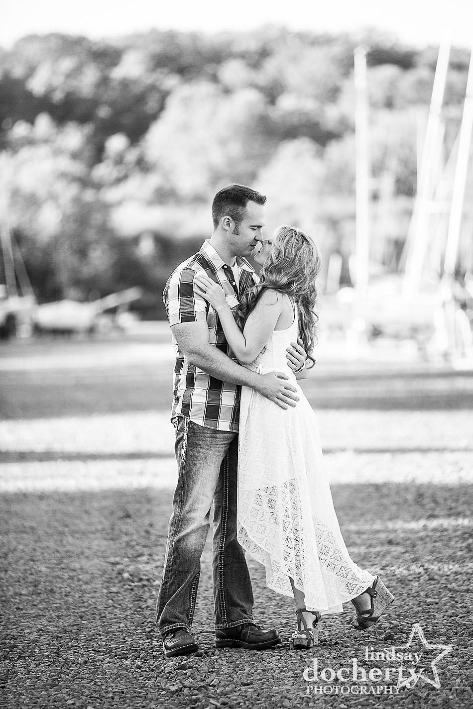 Bucks County Engagement Photographer | Lake Nockamixon