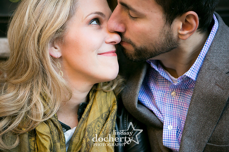 sweet-kiss-on-the-nose-closeup-picture-at-philly-engagement-session