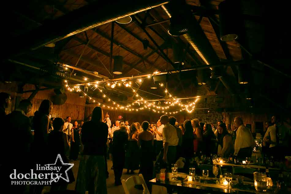entire-dining-hall-party-camp-ockanickon-wedding-in-new-jersey