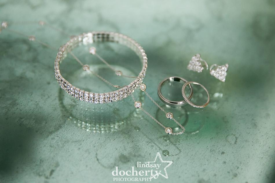 wedding jewelry for bride