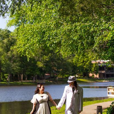 Wedding at Lakeside Manor New Jersey